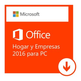 Sw msf esd office home and business 2016 - Envío Gratuito